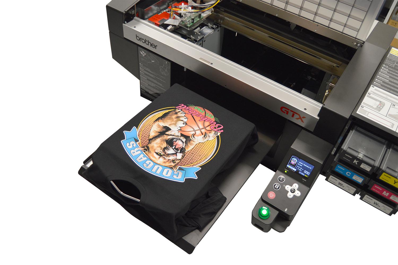 9004b7025 Hirsch Offers Brother GTX DTG Printer Video - June 13, 2019