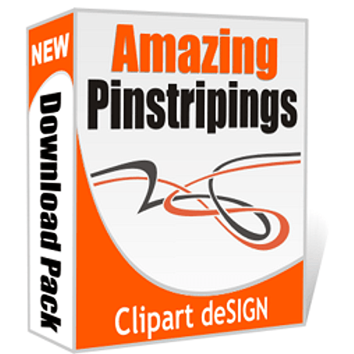 Amazing Pinstripings Download Pack