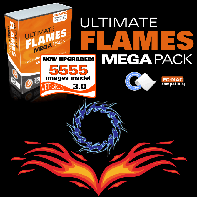 Ultimate Flames Mega Pack 1