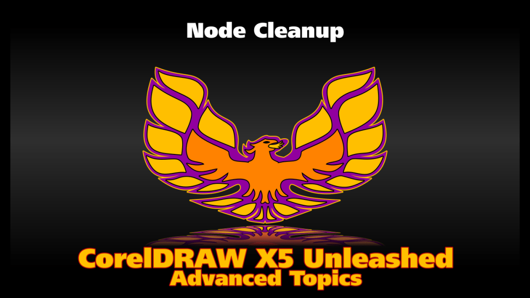 Optimizing CorelDRAW Artwork With Node Cleanup