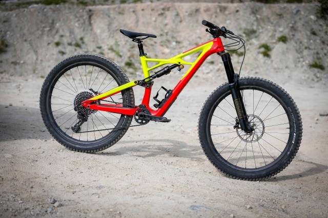 Specialized Enduro 2017 - Dirt
