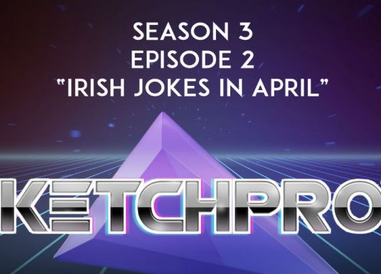 Sketchprov – 03×02 – Irish Jokes in April
