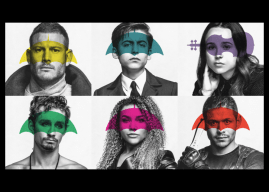 TV Ate My Brain – The Umbrella Academy: Season 1