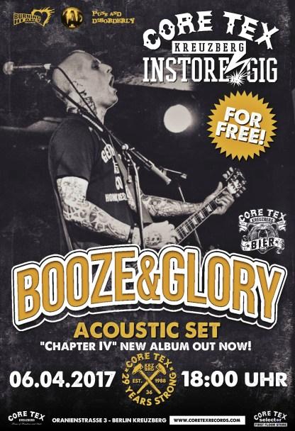 Booze & Glory