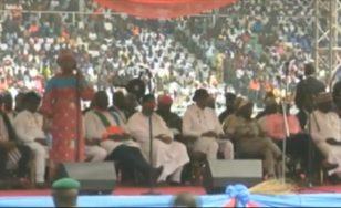 Image result for Buhari campaigns in Rivers