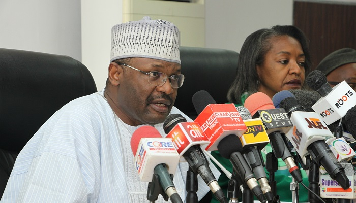 Image result for INEC: No certificate of return for any candidate declared winner under duress