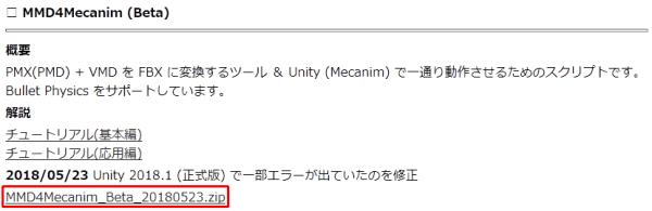 Unity:ニコニコ立体のMMDキャラクターschwarz式博麗霊夢を操作
