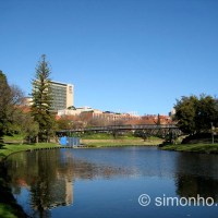 Adelaide's shame - the 'River' (toilet) Torrens