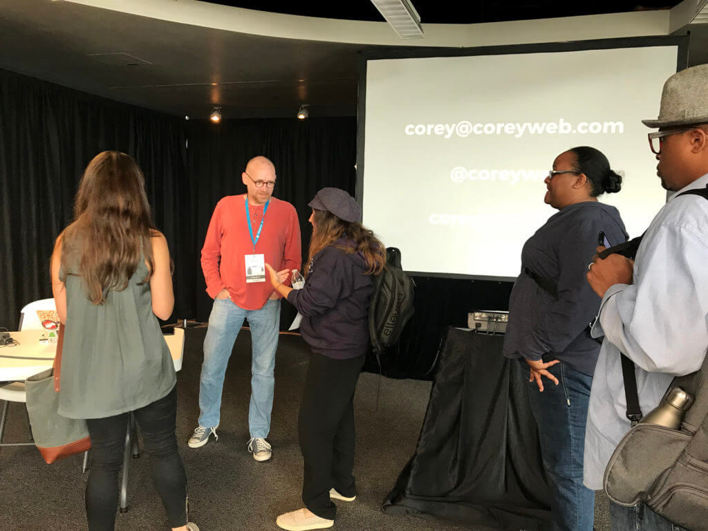 WordCamp Baltimore 2017 Q&A with Corey Brown