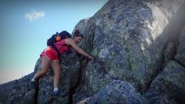 onto the summit of Chocorua