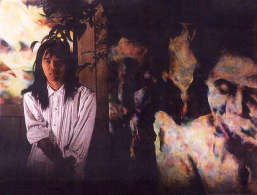 Corey Okada in Sacramento Magazine in 1989