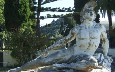 Top 6 reasons to get passionate about Corfu