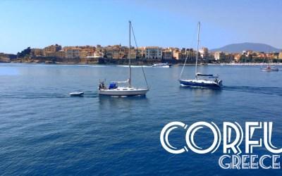 Corfu Greece Video