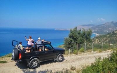Albania Jeep Safari