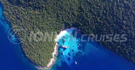 corfu cruises sivota blue lagoon