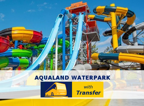 Aqualand Corfu Waterpark Transfer