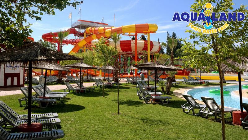 Aqualand Corfu Waterpark