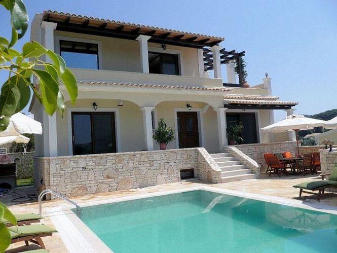 Villas In Corfu Villa Christos Kassiopi