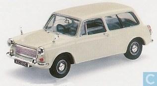 Austin 1300 Estate - Snowberry White