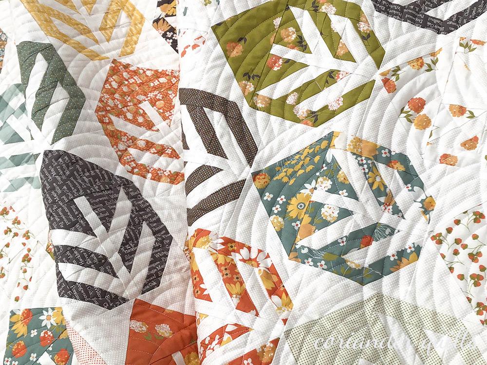 Cozy Up Fabrics & Patterns – Coriander Quilts