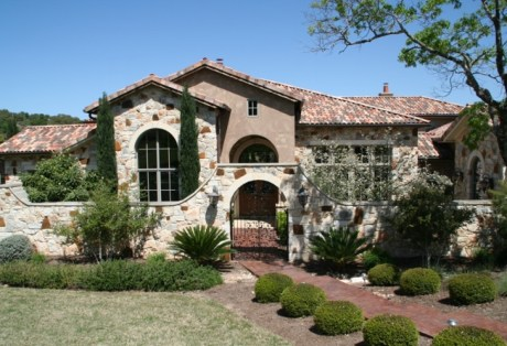 Seven Oaks Texas Villa