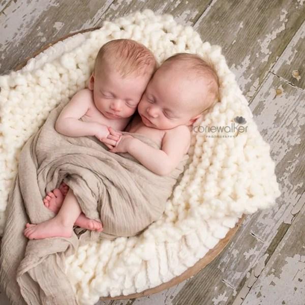 newborn twins hudson oh