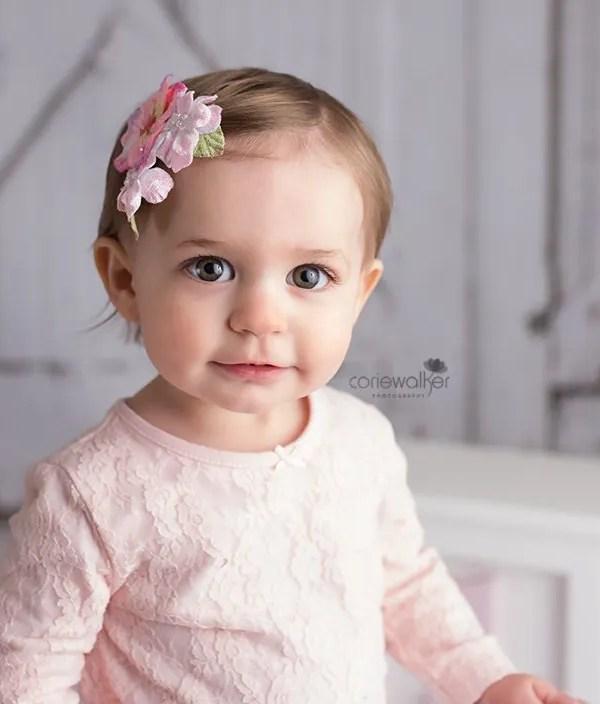 CLE Ohio Children's Photographer | Happy Birthday Olivia!