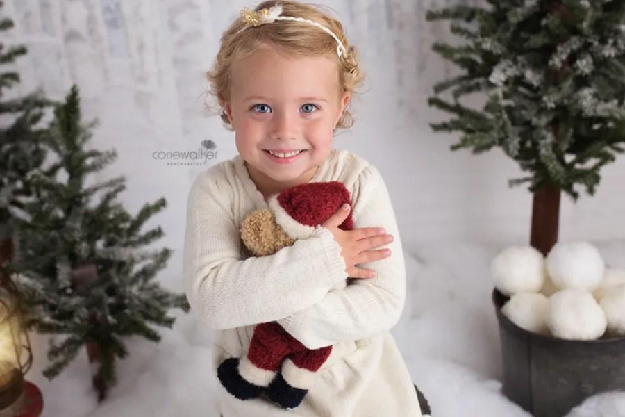 Christmas Children's Photography