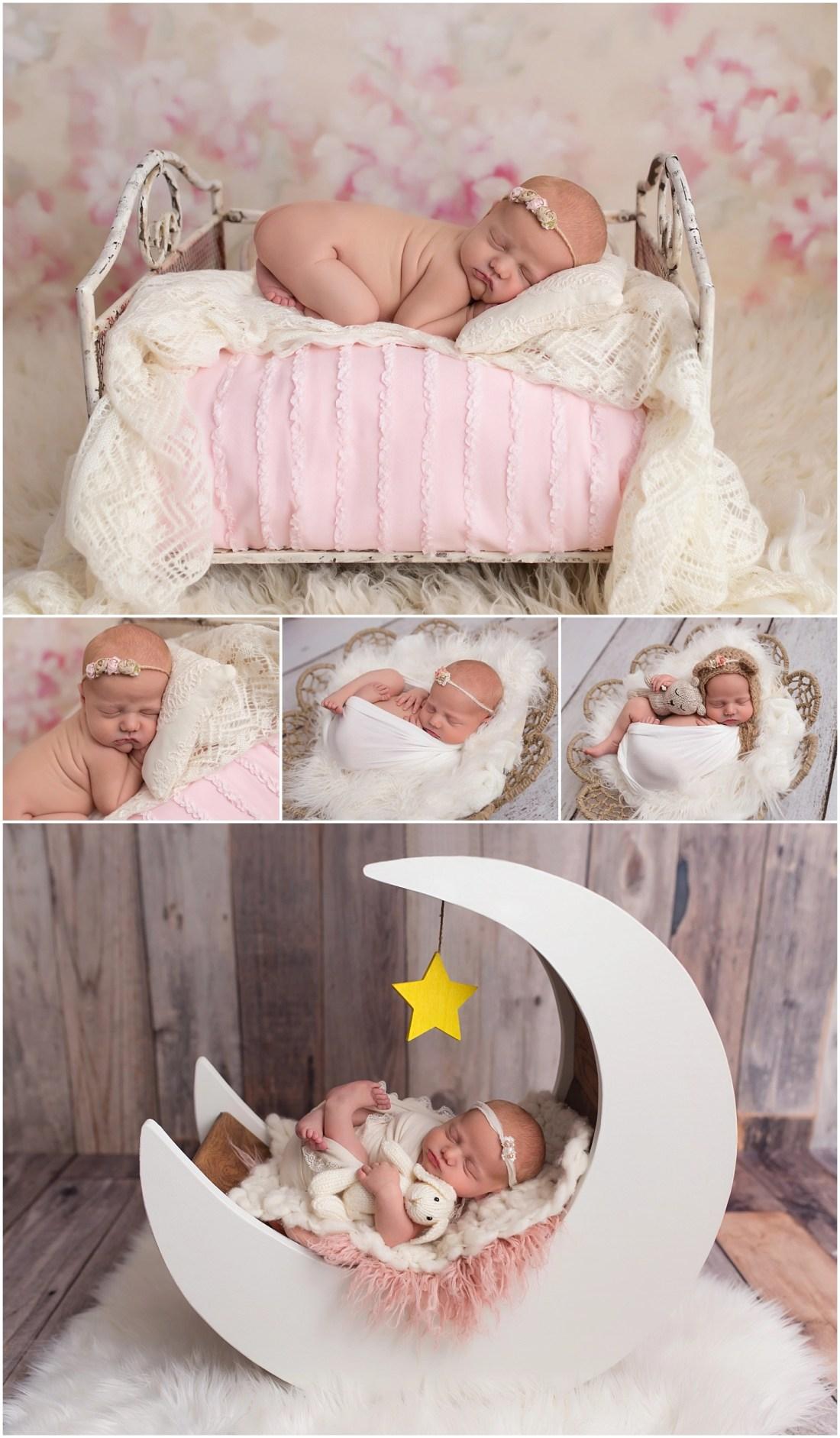 newborn photographer welcome baby