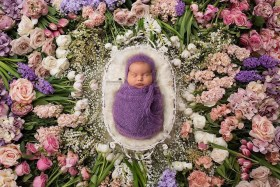 floral-basket-baby-photo