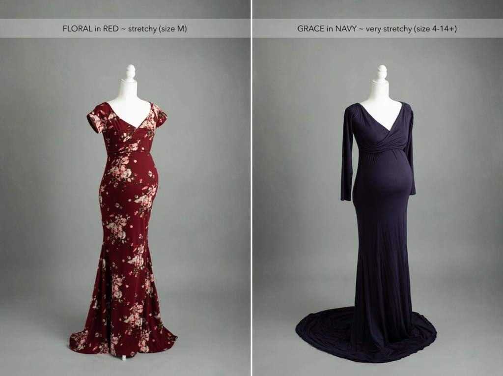 maternity gowns