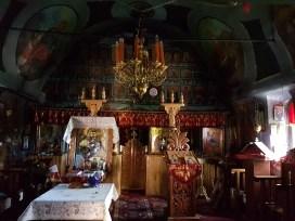 Altar Biserica Stanesti Corbi