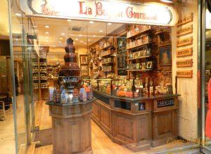 Brussels: Aromă de ciocolată