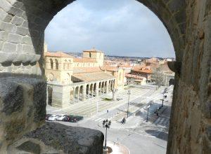 Averea omenirii se păstrează la Ávila