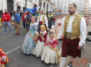 Las Fallas din Valencia: Spectacol plin de viaţă şi purificare prin foc