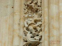 Astronautul de pe catedrala