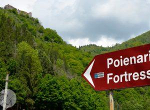 Am cucerit Cetatea Poienari!