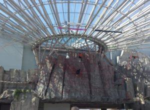 Parc Aventura…în mall!