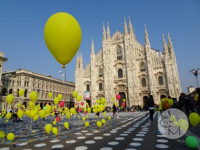 Am fotografiat Milano cu cel mai mic aparat compact din lume, de la Sony