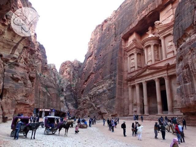 Petra. Orașul roz, o minune a lumii moderne (ep 4)