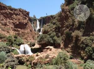 Cascada Ouzoud și hoții din copaci – road trip în Maroc (ep 10)