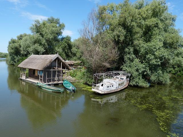 Top cele mai fascinante destinații ascunse ale Europei. Delta Dunării, printre ele