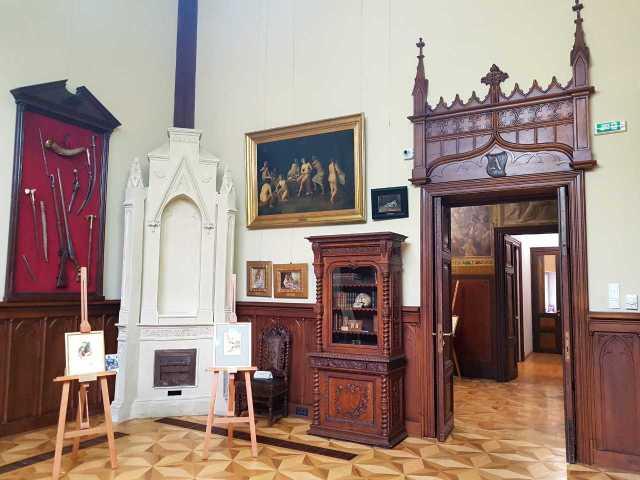 "Muzeim prin București: Muzeul ""Theodor Aman"""