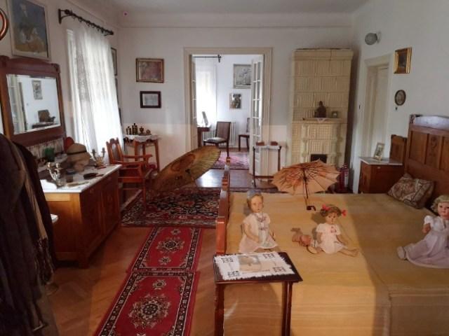 """Muzeim prin București: Casa Memorială """"Tudor Arghezi – Mărțișor"""""""