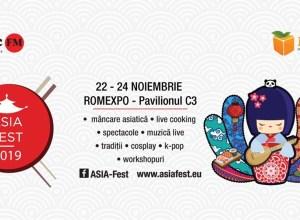 Colors of Asia. Asia Fest revine între 22 – 24 noiembrie