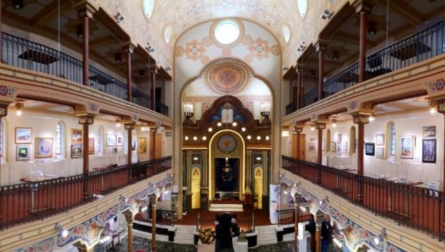 """Muzeim prin București: Muzeul de Istorie și Cultură a Evreilor din România """"Dr. Nicolae Cajal"""""""