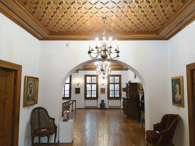 """Muzeim prin București: Muzeul """"Theodor Pallady"""""""