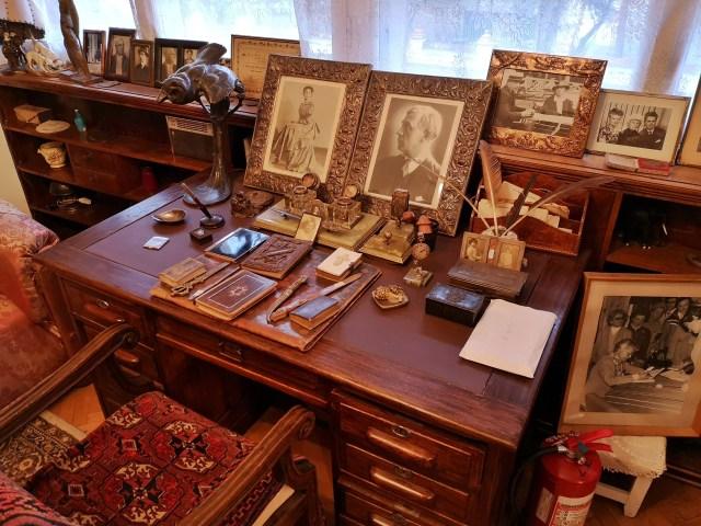 """Muzeim prin București: Casa Memorială """"Liviu și Fanny Liviu Rebreanu"""""""
