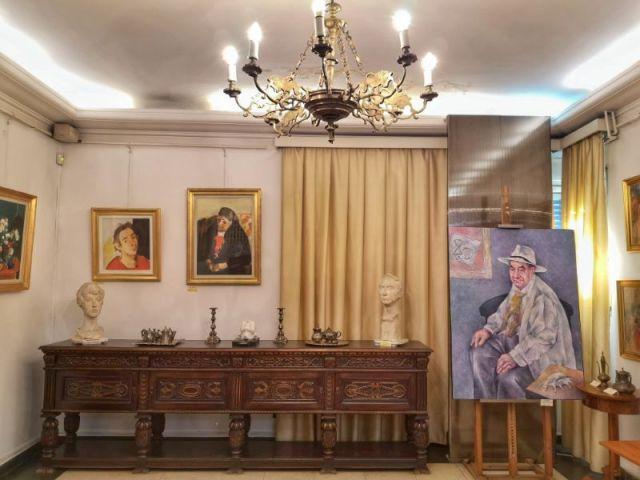 """Muzeim prin București: Muzeul de Artă """"Vasile Grigore"""""""