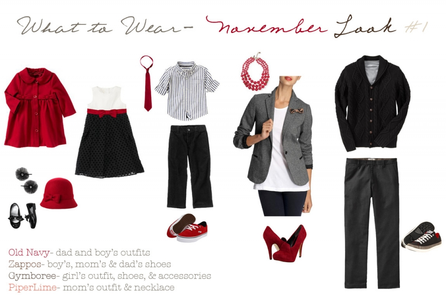 What To Wear November 2011 Corina Nielsen Photography